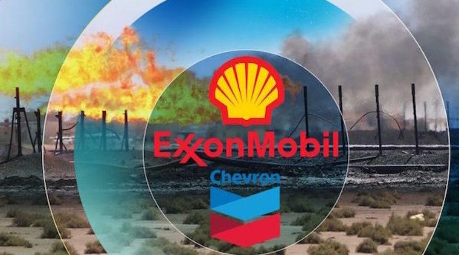 Big Old Oil Needs Big New Messaging