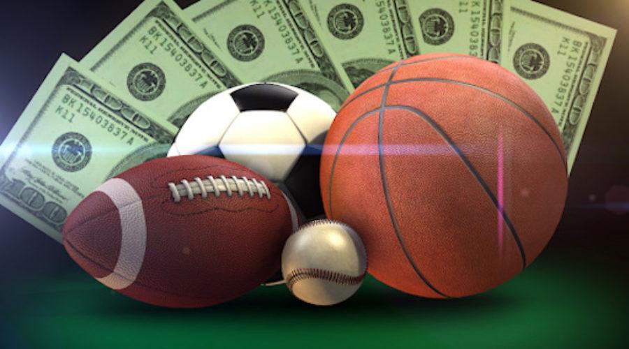 Sports betting lead