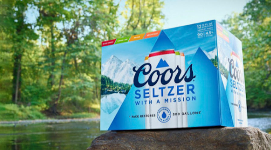 We knew beer branded hard seltzer would not fly: Pitch all the others