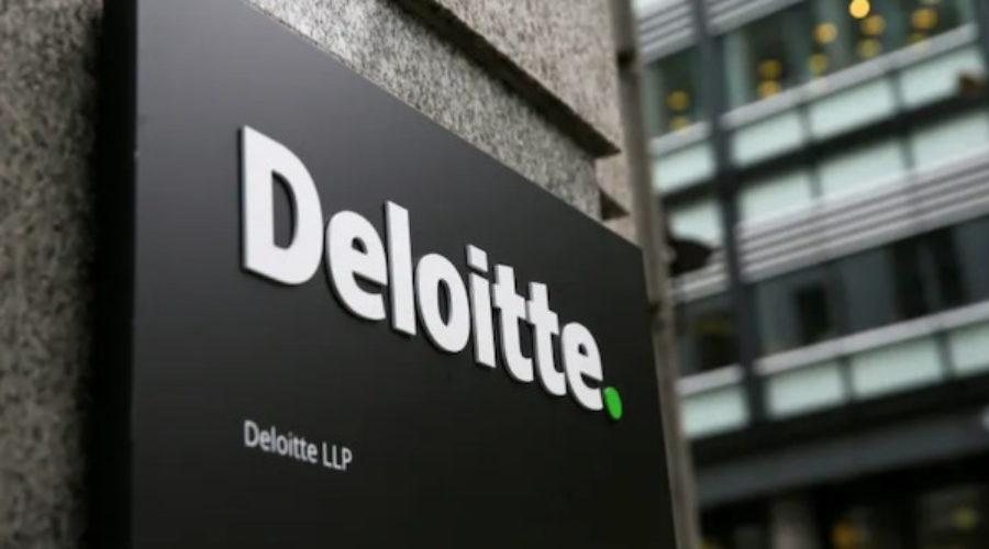 New Biz Gig at Deloitte