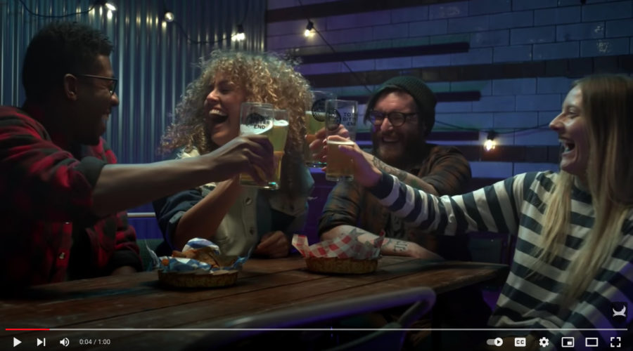 """""""Green"""" beer with attitude suddenly has a new CMO"""